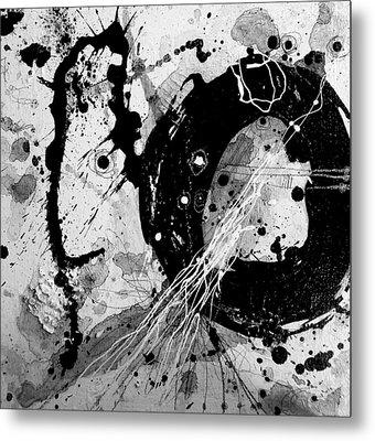 Sometimes I Fly Metal Print by Tracy Bonin