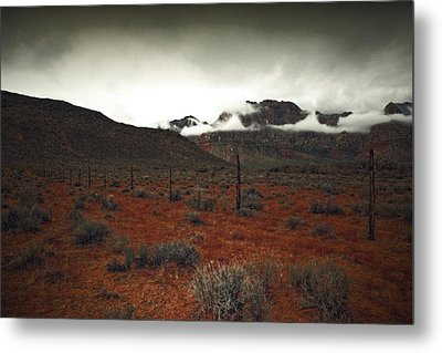 Song Metal Print by Mark Ross