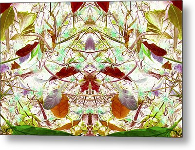 Sounds Of Love Within Metal Print