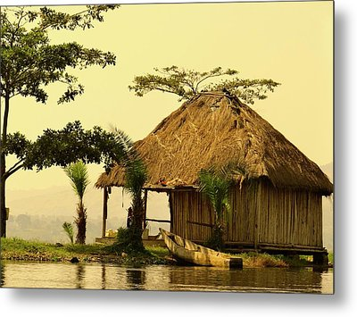 Source Of The Nile Metal Print by Exploramum Exploramum
