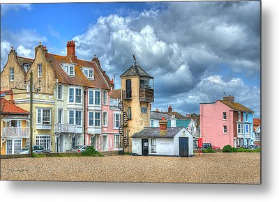 South Lookout Tower Aldeburgh Metal Print