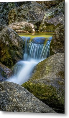 Metal Print featuring the photograph South Mtn State Park-1 by Joye Ardyn Durham
