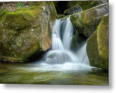 Metal Print featuring the photograph South Mtn State Park 2 by Joye Ardyn Durham