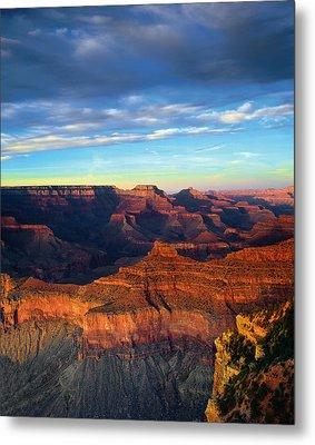 South Rim Grand Canyon Metal Print