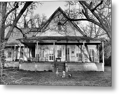 Southern Comfort Metal Print by Jan Amiss Photography
