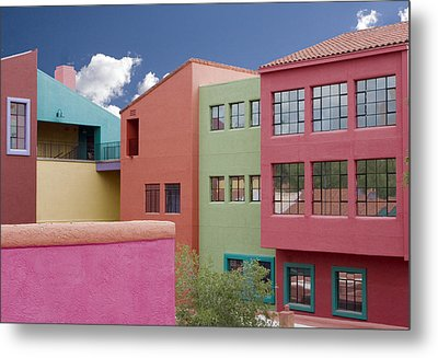 Southwest Colors Metal Print by Elvira Butler