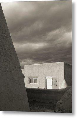 Southwestern Skies Metal Print by Heidi Hermes
