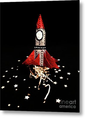 Space Craft Metal Print by Jorgo Photography - Wall Art Gallery