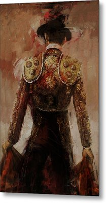 Spanish Culture 2 Metal Print by Corporate Art Task Force