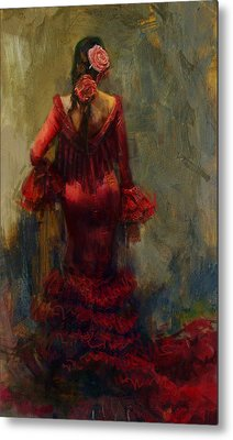 Spanish Culture 22 Metal Print by Corporate Art Task Force