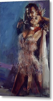 Spanish Culture 23b Metal Print by Corporate Art Task Force