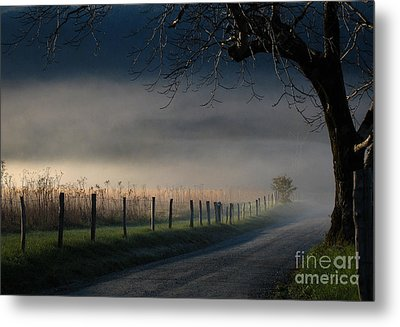 Sparks Lane Sunrise Lr3 Edition Metal Print