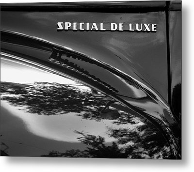 Metal Print featuring the photograph Special Deluxe by Mark Alan Perry