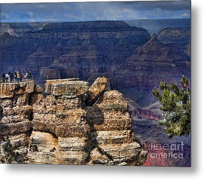 Metal Print featuring the photograph Spectacular Grand Canyon by Roberta Byram