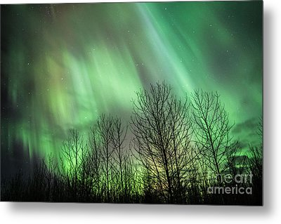 Spectacular Lights Metal Print