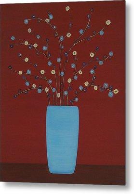 Spectrum Of Foliage Metal Print by Sandy Bostelman