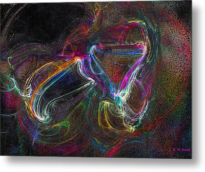 Spell Bound Metal Print by Michael Durst