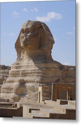 Sphinx Metal Print