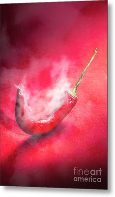 Spicy Food Art Metal Print by Jorgo Photography - Wall Art Gallery