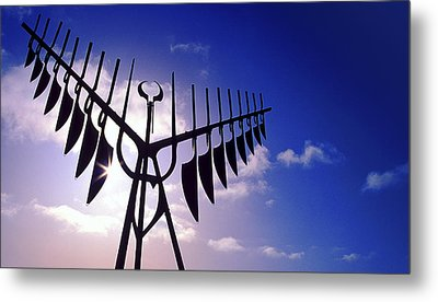 Spirit Catcher Metal Print