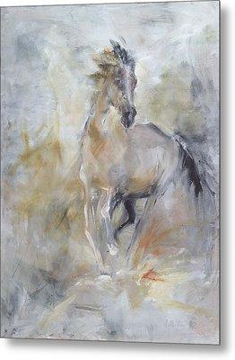 Spirit Horse Metal Print