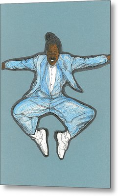 Spirit Of Cab Calloway Metal Print