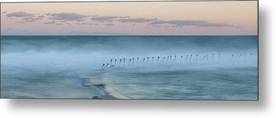 Metal Print featuring the photograph Spirit Of The Ocean by Az Jackson