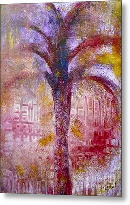 Spirit Tree Metal Print by Claire Bull
