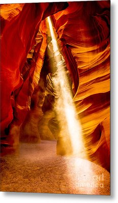 Spirit Light Metal Print