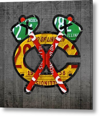 Sports Team Collection Has Grown To Metal Print by Design Turnpike