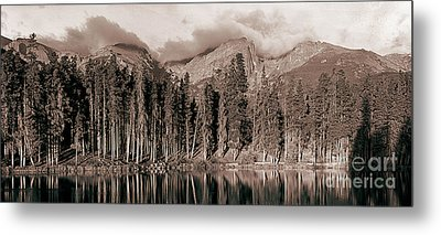 Sprague Lake Morning Metal Print