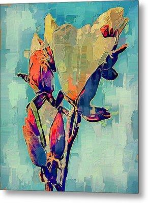 Spring Blossom Metal Print by Yury Malkov