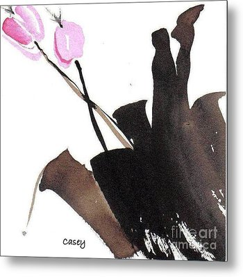Spring Metal Print by Casey Shannon