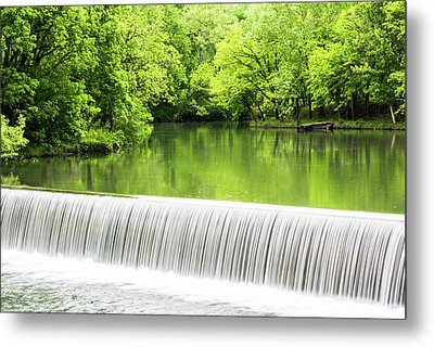 Metal Print featuring the photograph Spring Days In Helena by Parker Cunningham