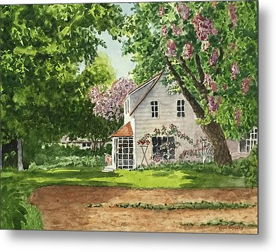 Spring Garden Metal Print by Don Bosley