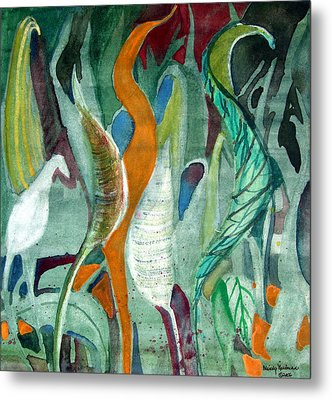 Sprout Metal Print by Mindy Newman