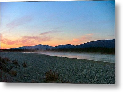 Squirell River In The Morning Metal Print