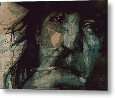 SRV Metal Print by Paul Lovering