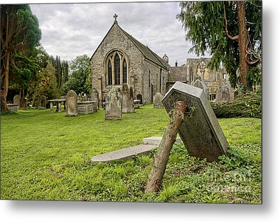 St Agathas Church Metal Print