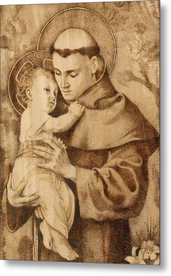 St. Anthony Metal Print