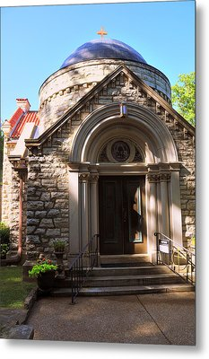St Elizabeth's Catholic Church Metal Print