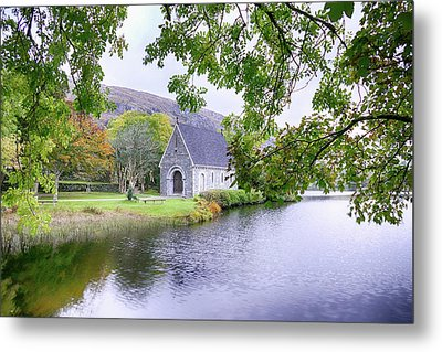St. Finbarre's Church - Alternate Processing Metal Print