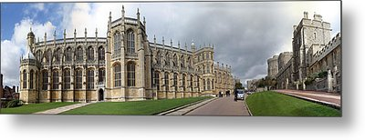 St. George's Chapel Metal Print by Gary Lobdell