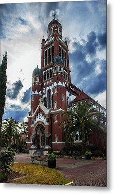 St. Johns Cathedral 1 Metal Print