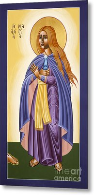 St Mary Magdalen Equal To The Apostles 116 Metal Print