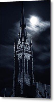 St Nicholas Church Wilkes Barre Pennsylvania Metal Print