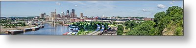 St. Paul Metal Print