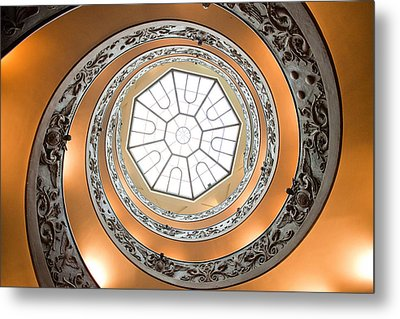 Stairs To Heaven Metal Print by Andre Goncalves