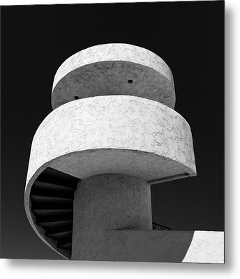 Stairs To Nowhere Metal Print