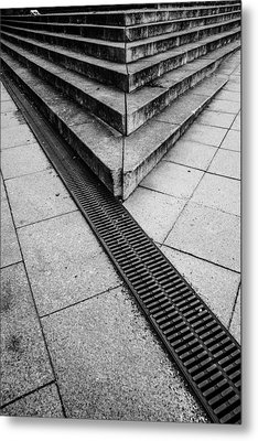 Stairs  Metal Print by Tommytechno Sweden